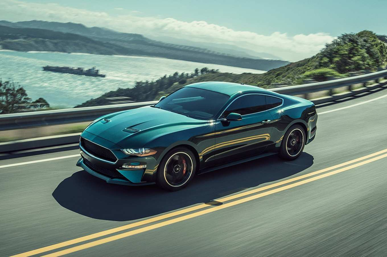 35 Best Review The Ford Bullitt 2019 For Sale First Drive Price Performance And Review Exterior for The Ford Bullitt 2019 For Sale First Drive Price Performance And Review