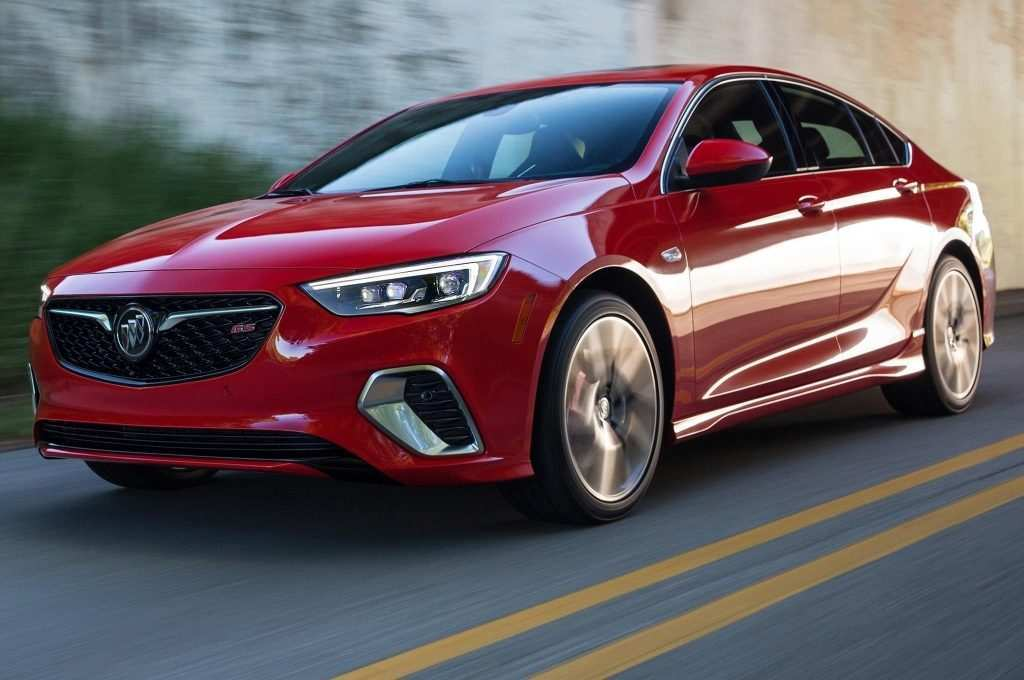 35 Concept of New 2019 Buick Regal Gs Review Specs Performance and New Engine for New 2019 Buick Regal Gs Review Specs