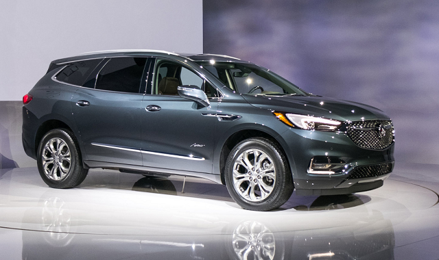 35 Gallery of 2019 Buick Enclave Models Release Date And Specs Redesign and Concept by 2019 Buick Enclave Models Release Date And Specs