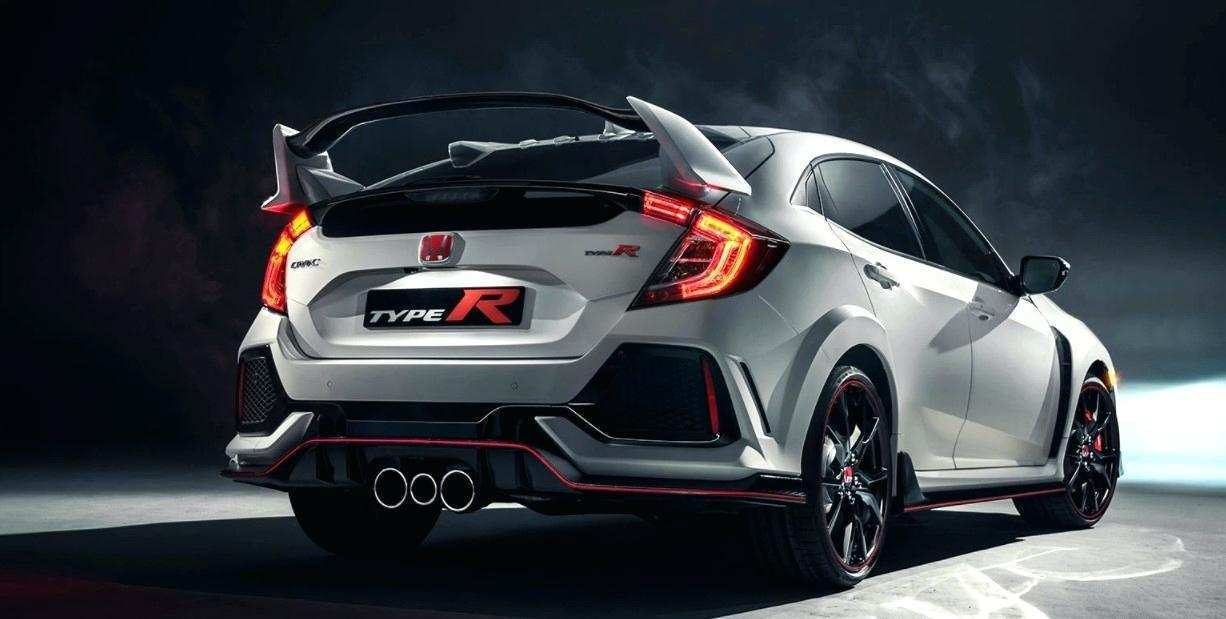 35 Gallery of 2019 Honda Accord Type R Redesign and Concept for 2019 Honda Accord Type R