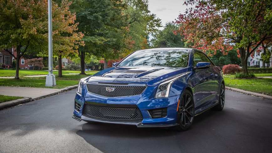 35 Gallery of Cadillac 2019 Ats Coupe Redesign Price And Review Release for Cadillac 2019 Ats Coupe Redesign Price And Review