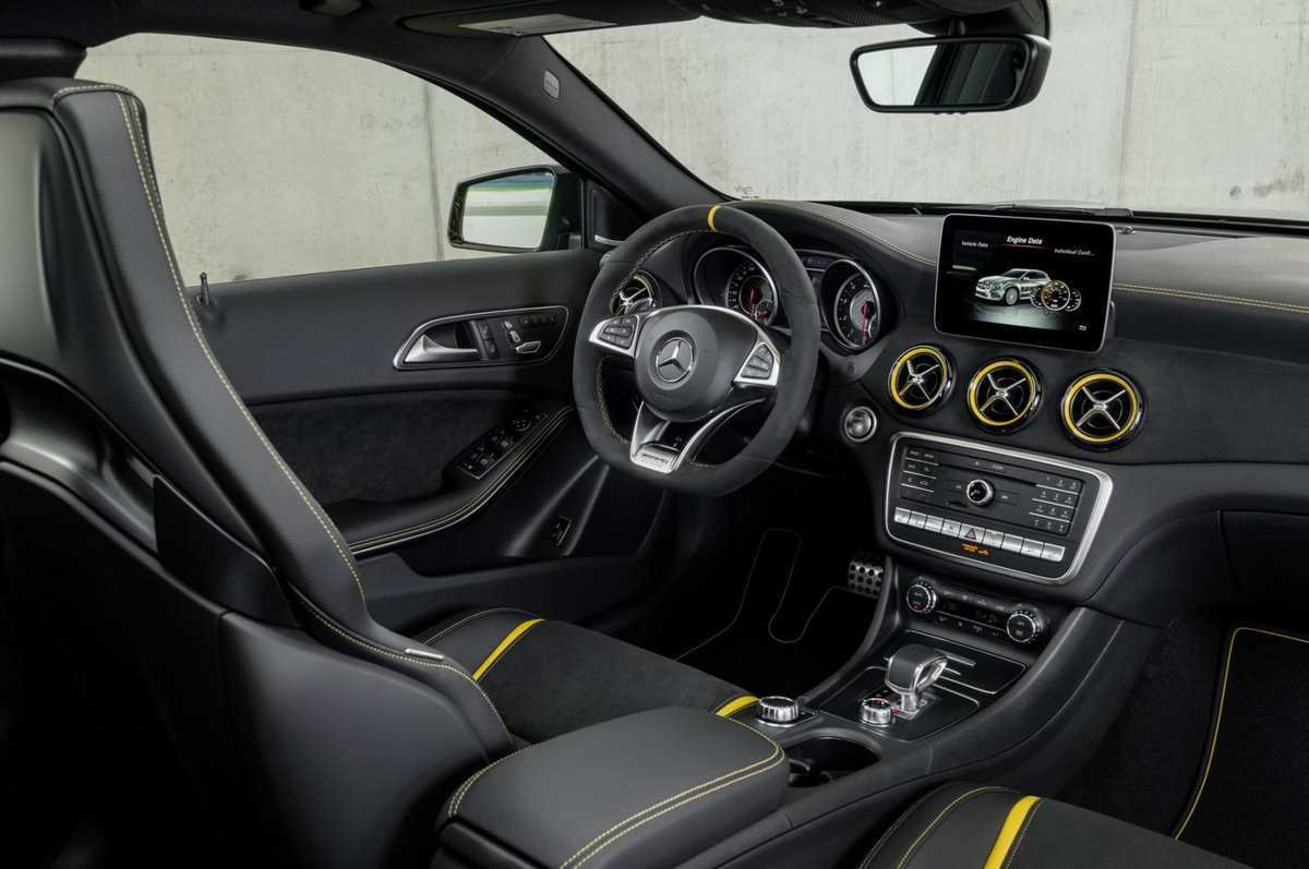 35 Gallery of Mercedes Gla 2019 Interior Performance by Mercedes Gla 2019 Interior