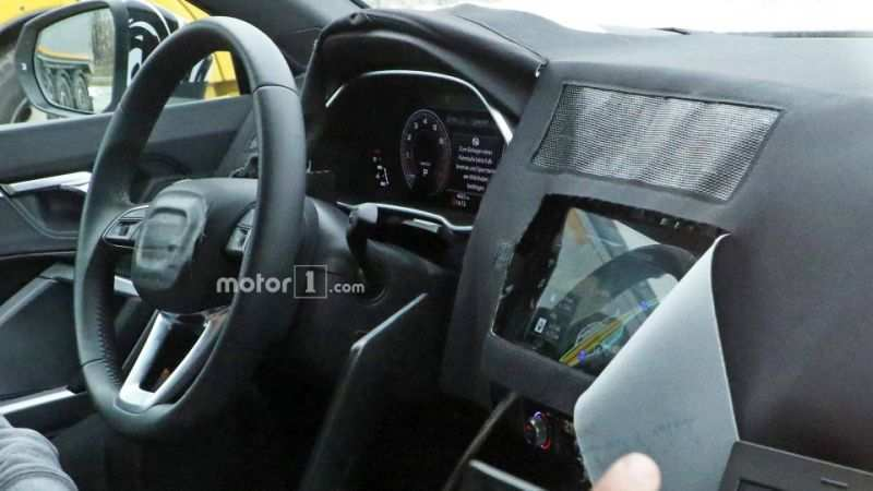 35 Gallery of New Audi A6 2019 Interior Spy Shoot Images by New Audi A6 2019 Interior Spy Shoot