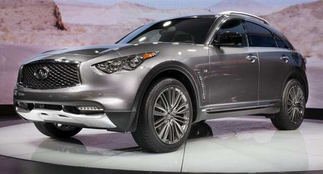 35 Gallery of New Infiniti Fx35 2019 Rumor Overview by New Infiniti Fx35 2019 Rumor