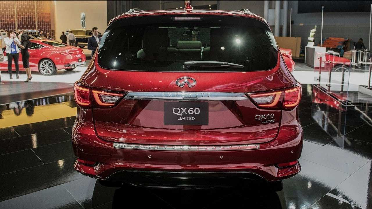 35 Gallery of The 2019 Infiniti Qx60 Trim Levels Release Configurations with The 2019 Infiniti Qx60 Trim Levels Release