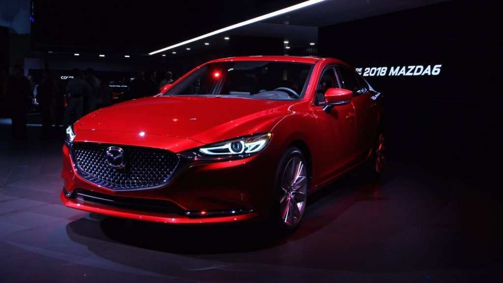 35 Great Mazda 6 2019 Europe Concept Redesign And Review Interior for Mazda 6 2019 Europe Concept Redesign And Review