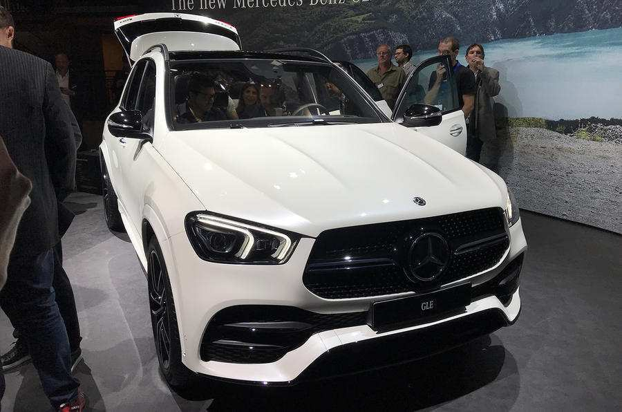 35 Great Mercedes 2019 Gle Engine Redesign and Concept for Mercedes 2019 Gle Engine