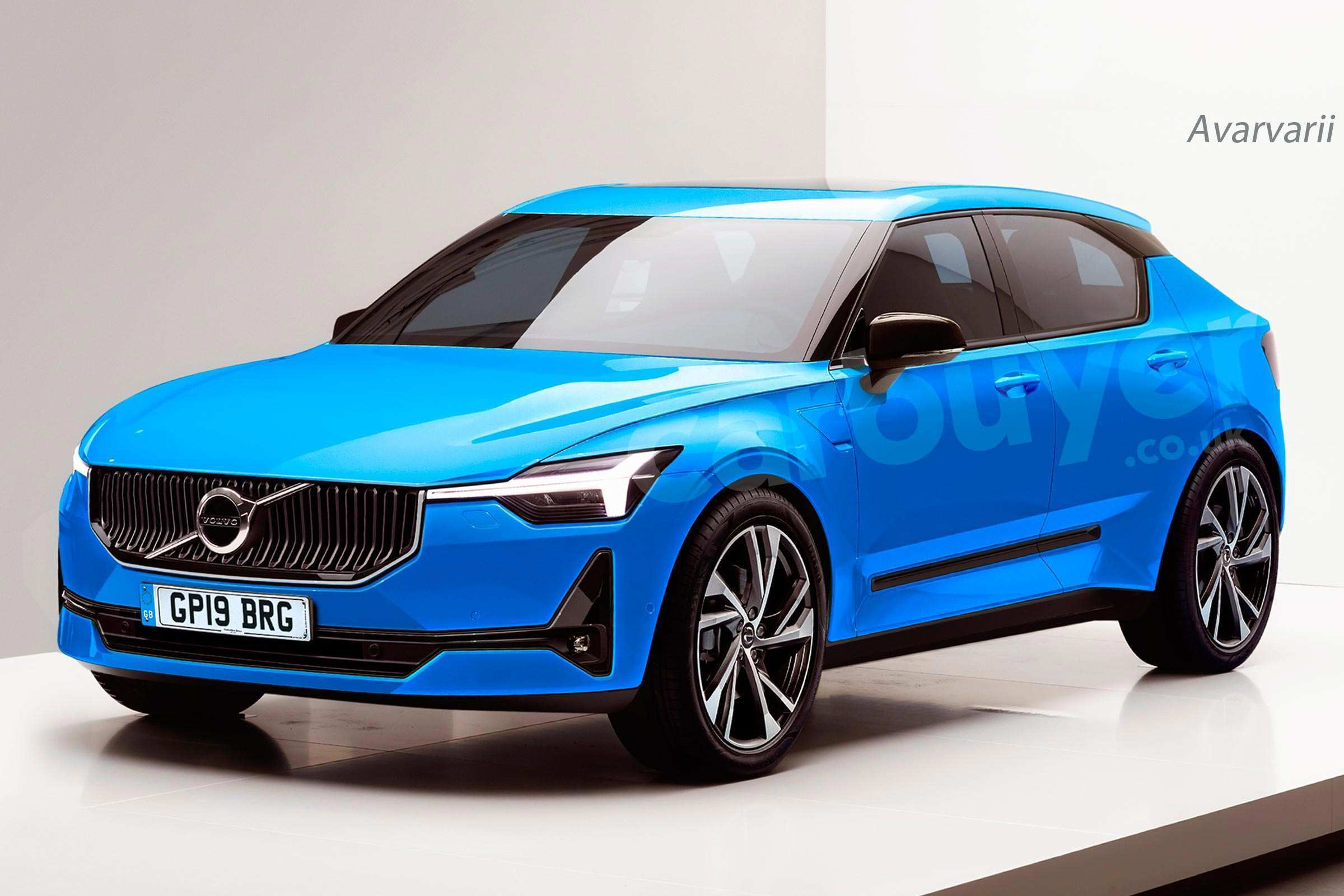 35 New New Volvo Xc40 2019 Release Review with New Volvo Xc40 2019 Release