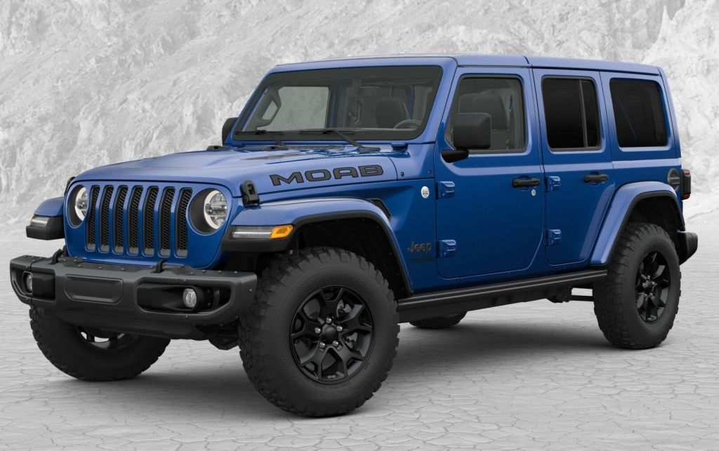 35 New The Jeep Moab Edition 2019 Review And Release Date Overview for The Jeep Moab Edition 2019 Review And Release Date