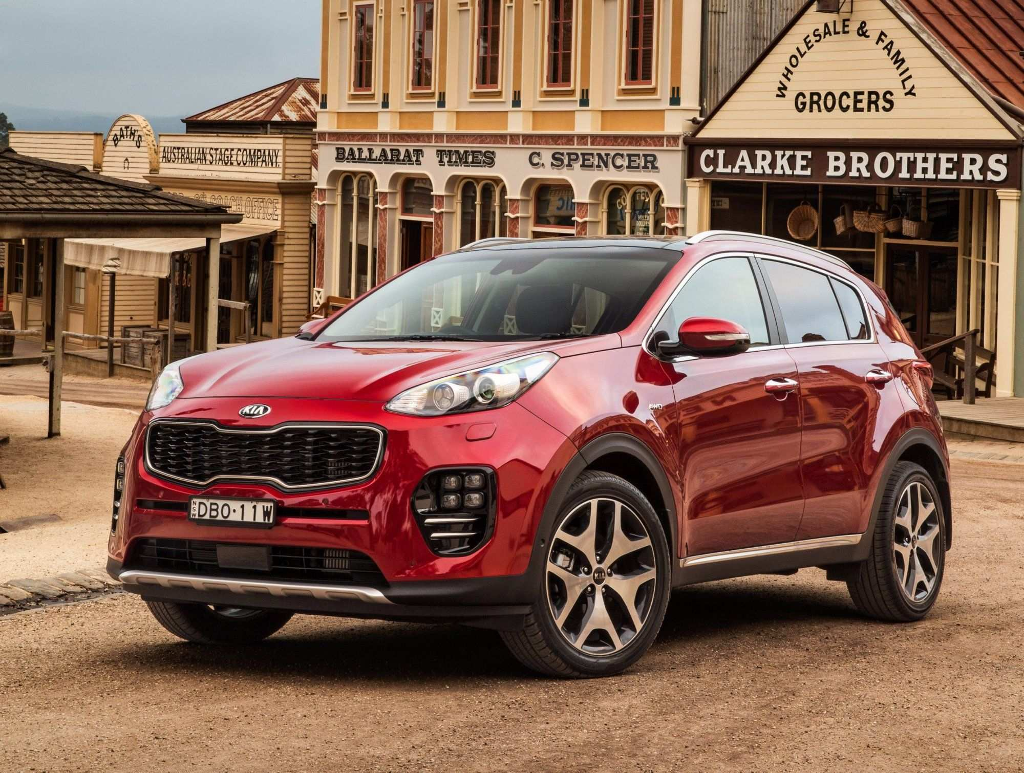 35 New The Kia Sportage Gt Line 2019 Review And Specs Pricing with The Kia Sportage Gt Line 2019 Review And Specs