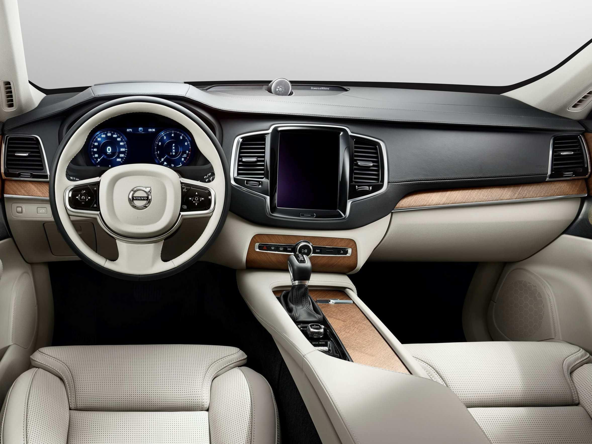 35 New Volvo Xc90 2019 Interior Speed Test with Volvo Xc90 2019 Interior