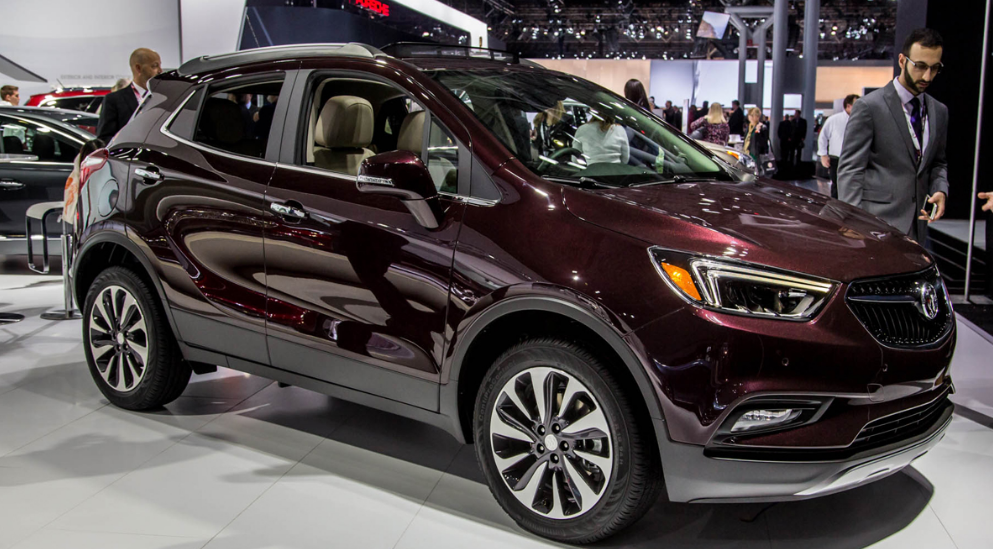 35 The 2019 Buick Encore Release Date Engine Spesification for 2019 Buick Encore Release Date Engine