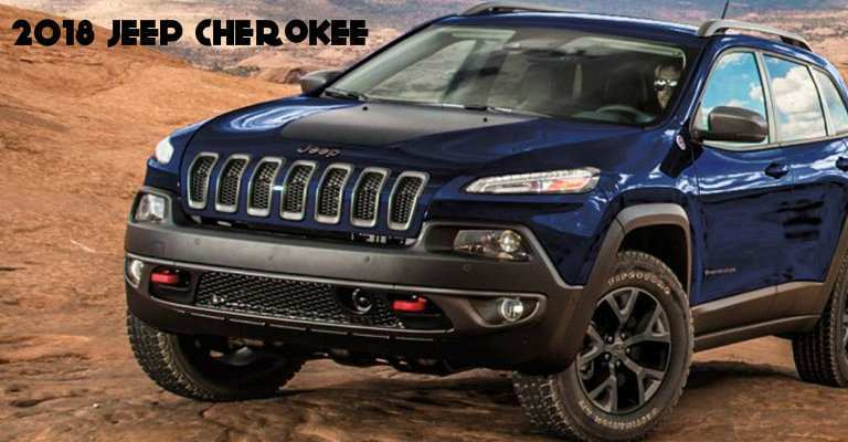 35 The Difference Between 2018 And 2019 Jeep Cherokee Release Date Redesign and Concept with Difference Between 2018 And 2019 Jeep Cherokee Release Date