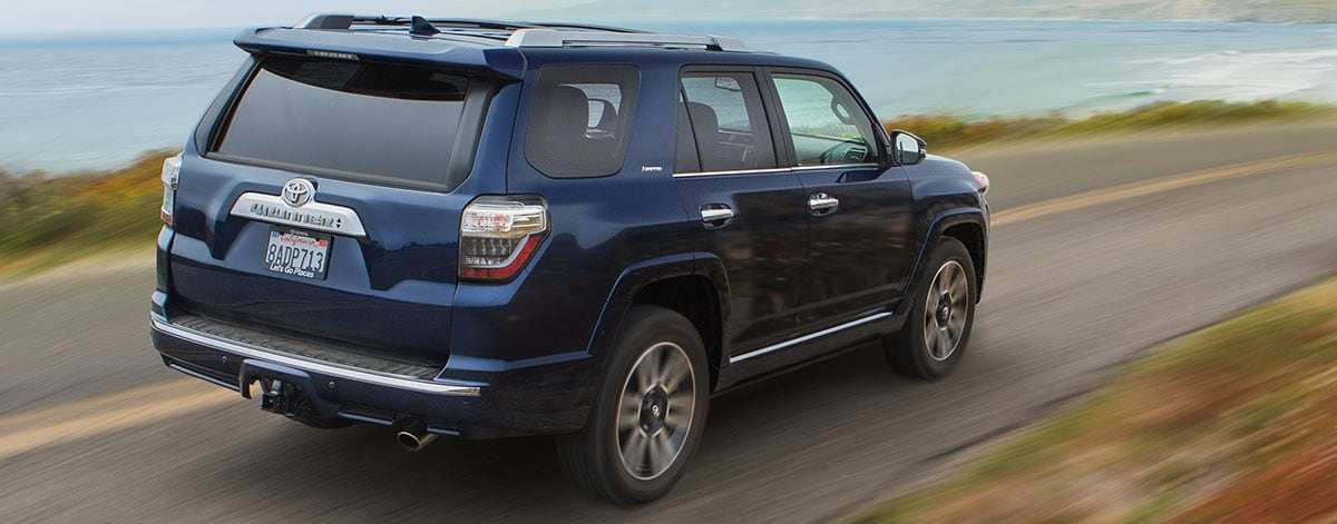 35 The The 2019 Toyota 4Runner Limited Exterior New Concept with The 2019 Toyota 4Runner Limited Exterior