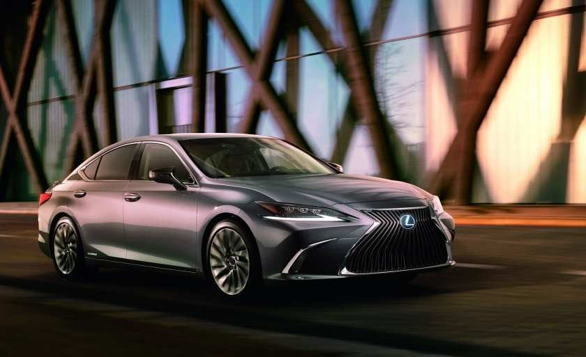 35 The The Lexus Brochure 2019 First Drive Performance and New Engine for The Lexus Brochure 2019 First Drive