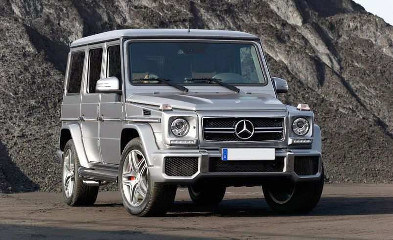 35 The The Mercedes G 2019 Review Interior Performance for The Mercedes G 2019 Review Interior