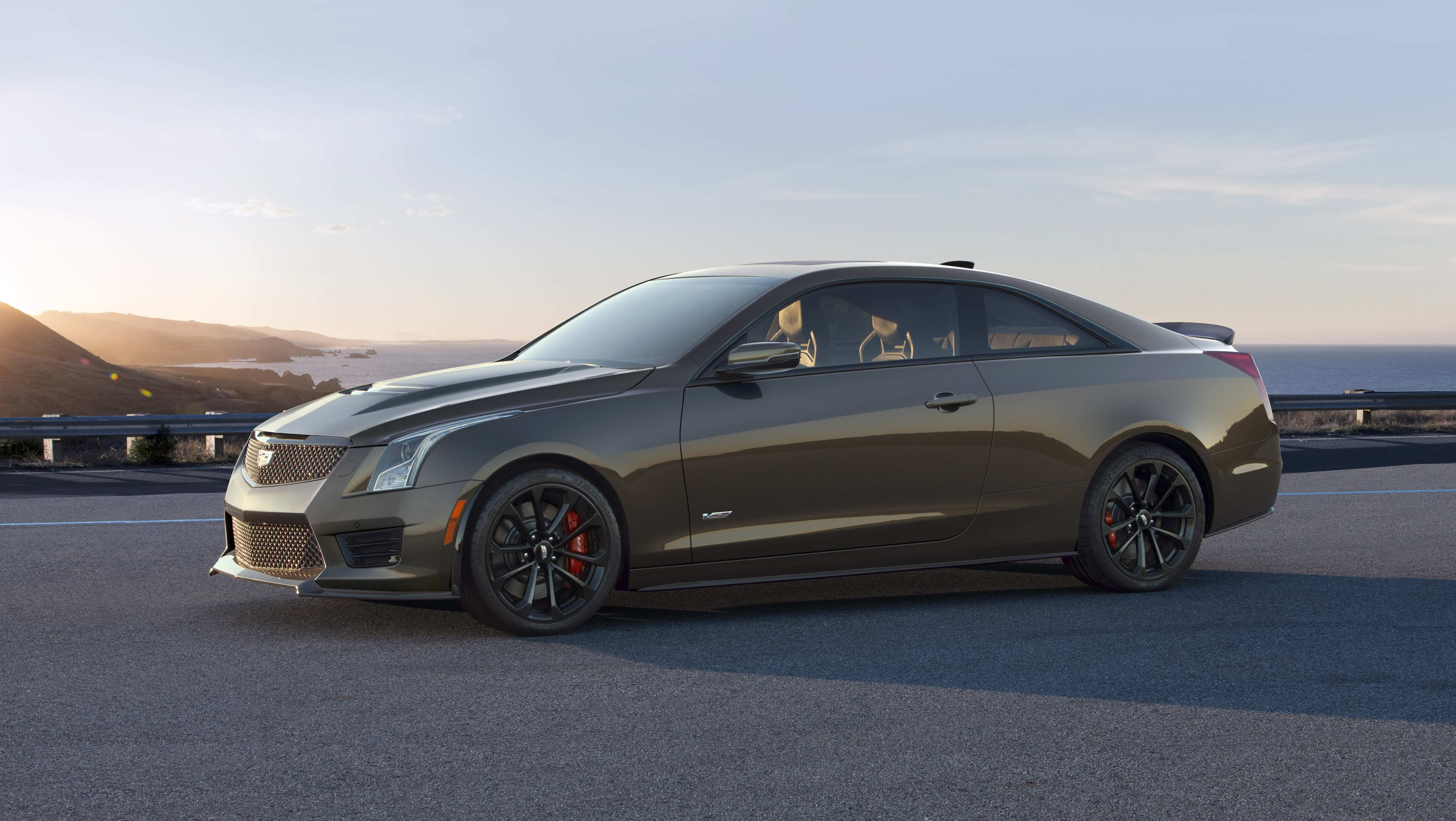 36 All New New 2019 Cadillac Cts V Hp First Drive Spesification by New 2019 Cadillac Cts V Hp First Drive