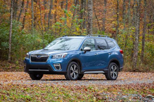 36 All New The 2019 Subaru Forester Vs Jeep Cherokee Review Pictures by The 2019 Subaru Forester Vs Jeep Cherokee Review