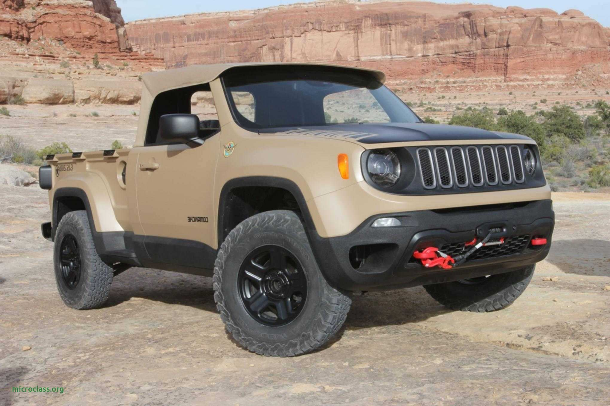 36 All New The Comanche Jeep 2019 Release Price with The Comanche Jeep 2019 Release