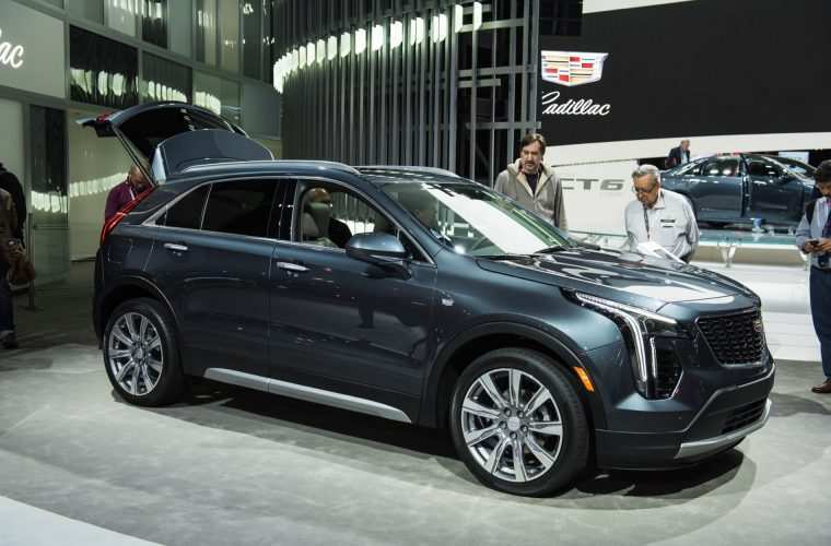 36 Best Review New Cadillac Xt4 2019 Images Engine Release Date with New Cadillac Xt4 2019 Images Engine