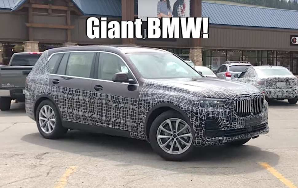 36 Best Review The Bmw New Suv 2019 Spy Shoot Release with The Bmw New Suv 2019 Spy Shoot