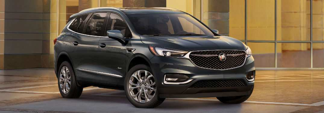 36 Concept of 2019 Buick Enclave Towing Capacity Specs Interior with 2019 Buick Enclave Towing Capacity Specs