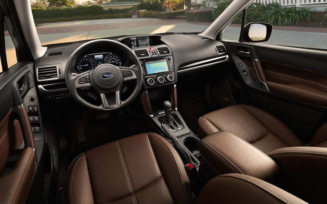 36 Concept of Subaru 2019 Interior Redesign Style by Subaru 2019 Interior Redesign