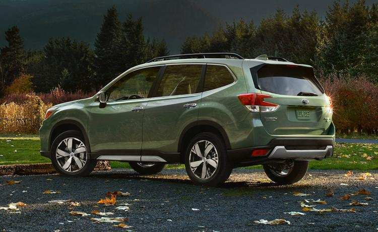 36 Concept of Subaru Forester 2019 Ground Clearance Rumors Reviews by Subaru Forester 2019 Ground Clearance Rumors