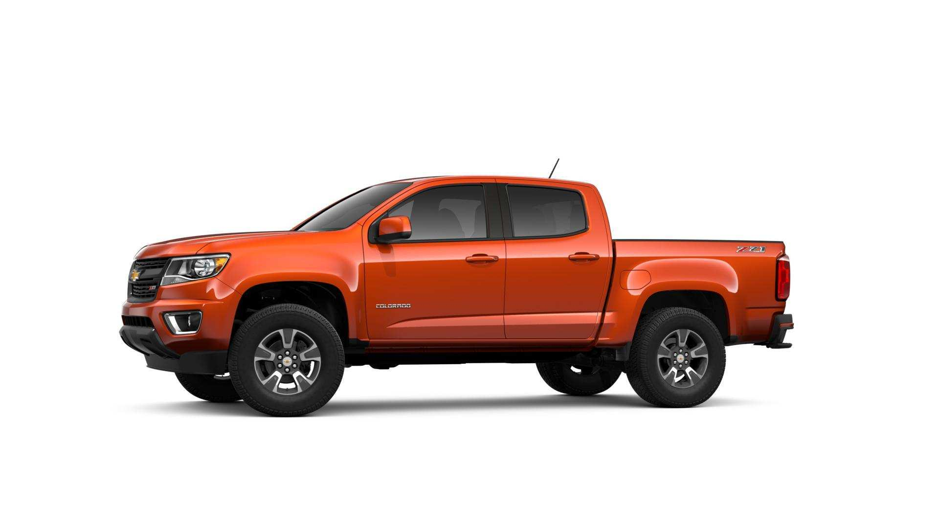 36 Gallery of 2019 Chevrolet Colorado Update Price And Review Interior by 2019 Chevrolet Colorado Update Price And Review