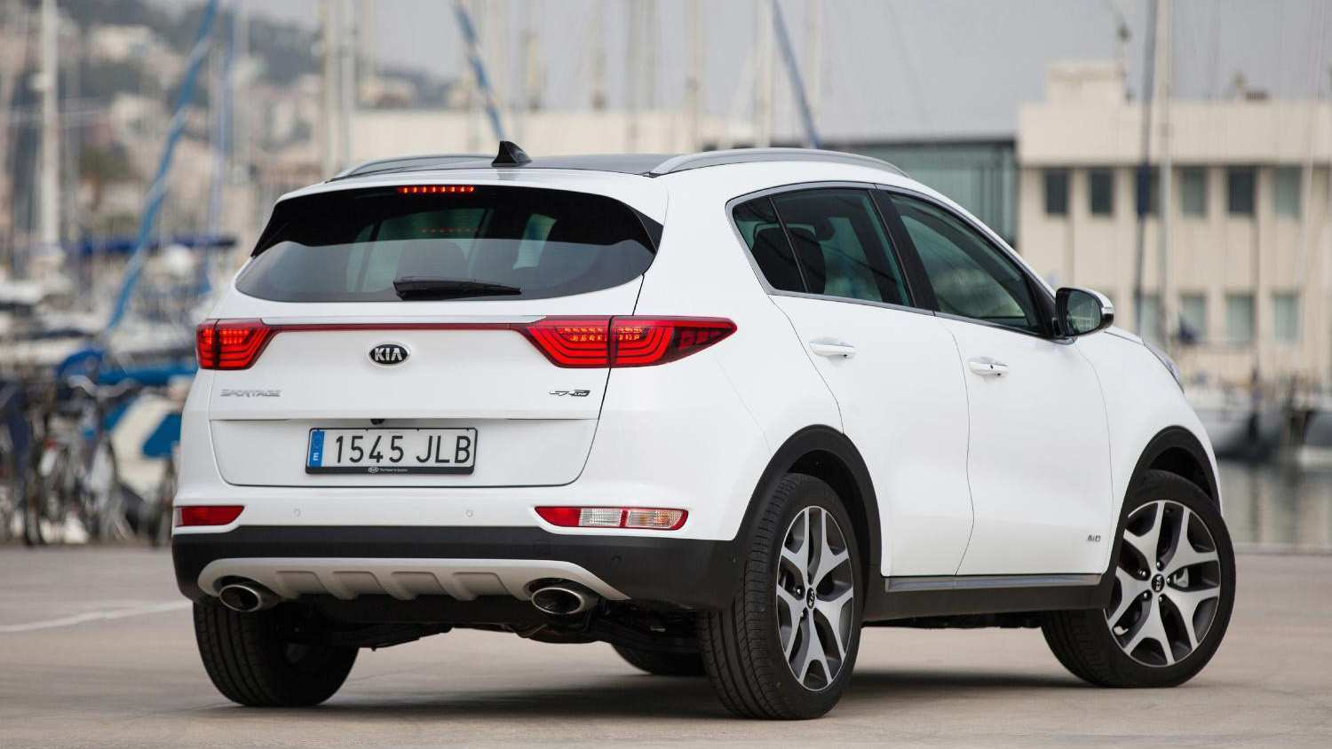 36 Gallery of Best 2019 Kia Sportage Sx Turbo Review Performance And New Engine Prices for Best 2019 Kia Sportage Sx Turbo Review Performance And New Engine