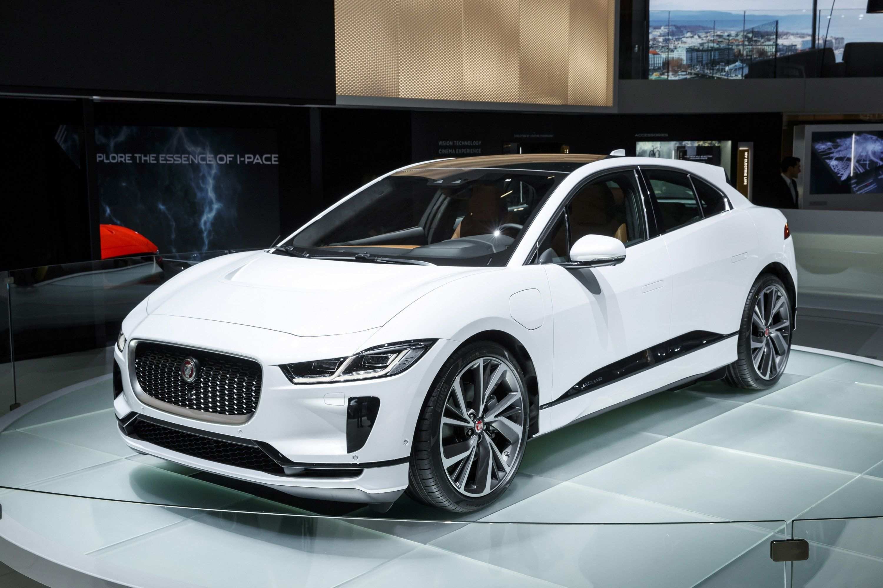 36 Gallery of New 2019 Jaguar I Pace Wiki Review Specs And Release Date Engine by New 2019 Jaguar I Pace Wiki Review Specs And Release Date