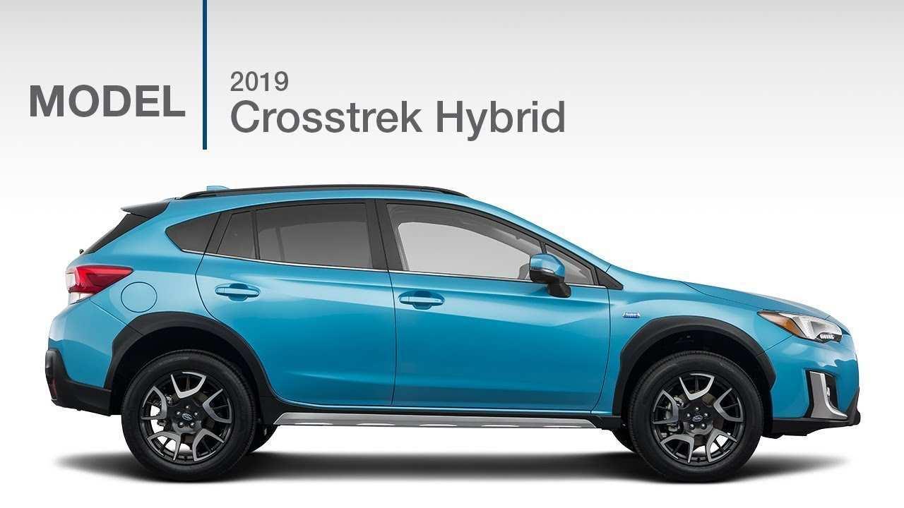 36 Gallery of Subaru 2019 Crosstrek Hybrid Price And Release Date Redesign with Subaru 2019 Crosstrek Hybrid Price And Release Date
