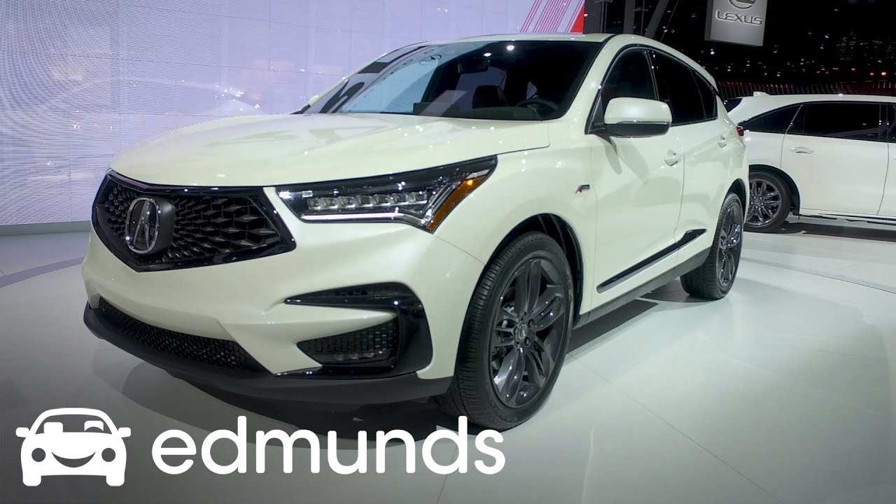 36 Gallery of The 2019 Acura Rdx Edmunds Review And Price Review with The 2019 Acura Rdx Edmunds Review And Price
