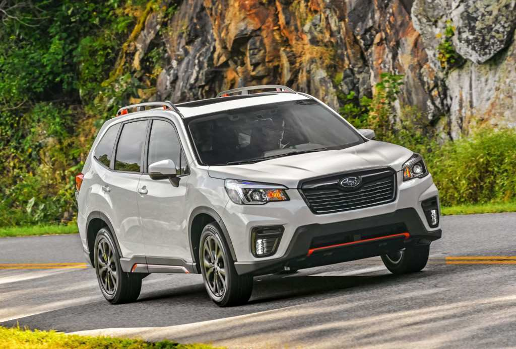36 Gallery of The 2019 Subaru Forester Sport Concept Spy Shoot with The 2019 Subaru Forester Sport Concept