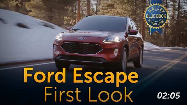 36 Great Best When Will The 2019 Ford Escape Be Released Exterior Performance and New Engine by Best When Will The 2019 Ford Escape Be Released Exterior