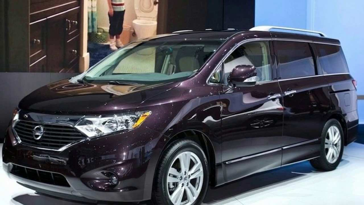 36 Great New Nissan Quest 2019 Exterior Exterior with New Nissan Quest 2019 Exterior