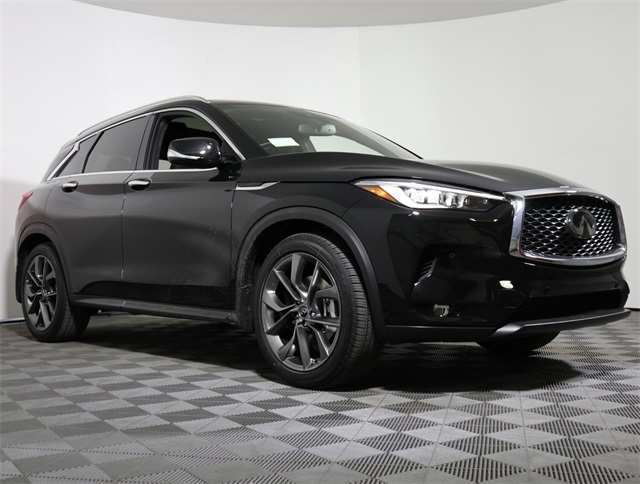 36 Great The Infiniti Qx50 2019 Black First Drive Redesign and Concept by The Infiniti Qx50 2019 Black First Drive