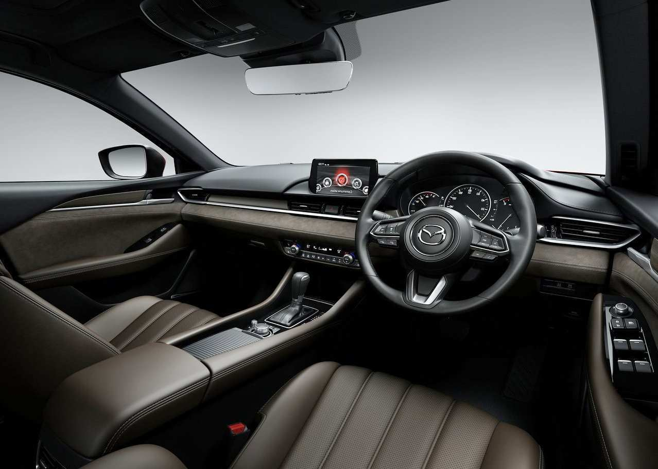 36 Great The Mazda 2019 Engine New Interior Engine by The Mazda 2019 Engine New Interior