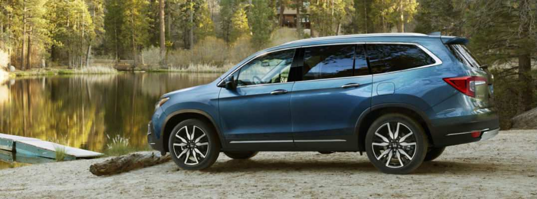 36 New Honda Pilot Changes For 2019 New Release Exterior for Honda Pilot Changes For 2019 New Release
