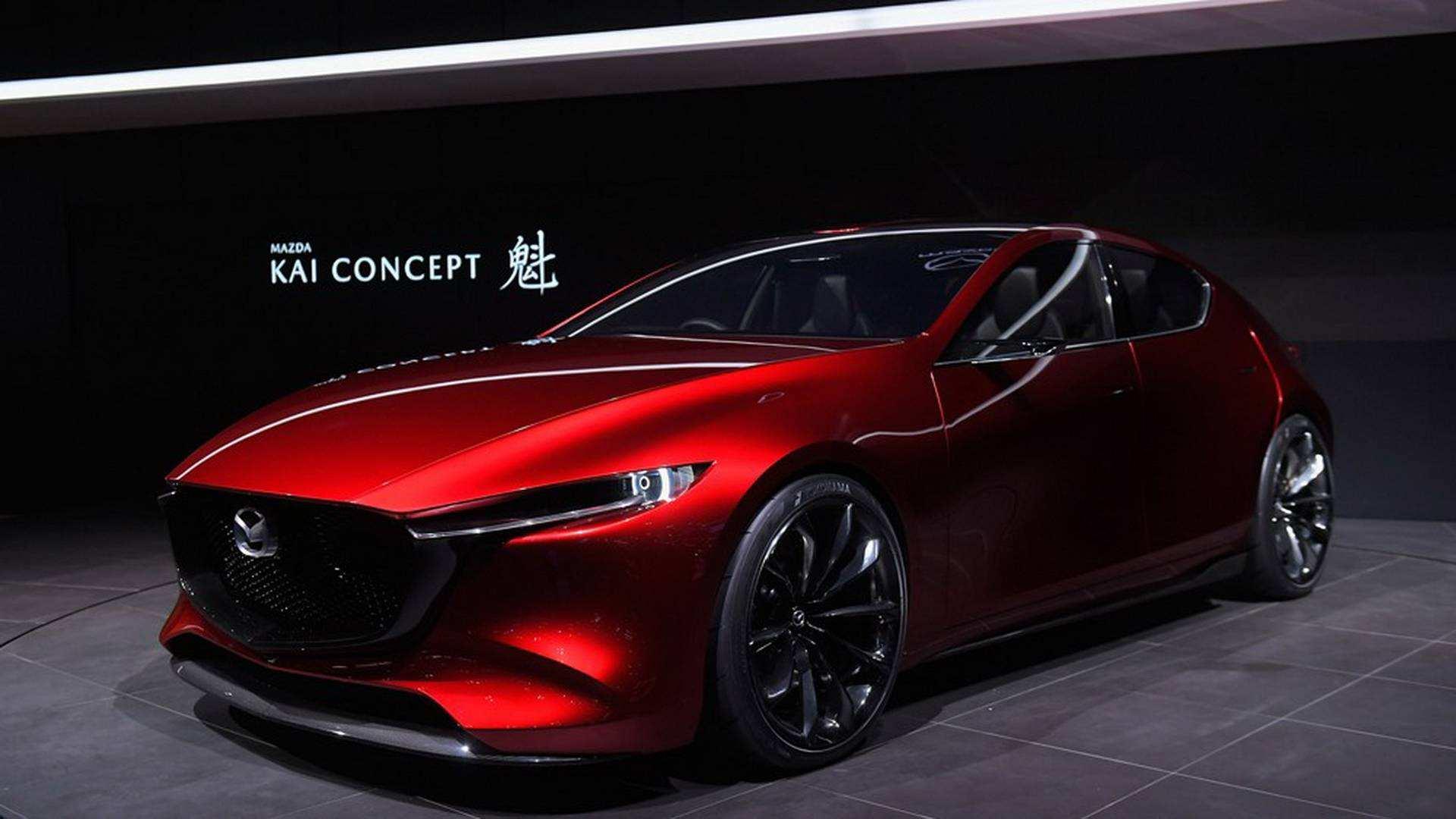 36 New Mazda Kai 2019 Performance and New Engine with Mazda Kai 2019