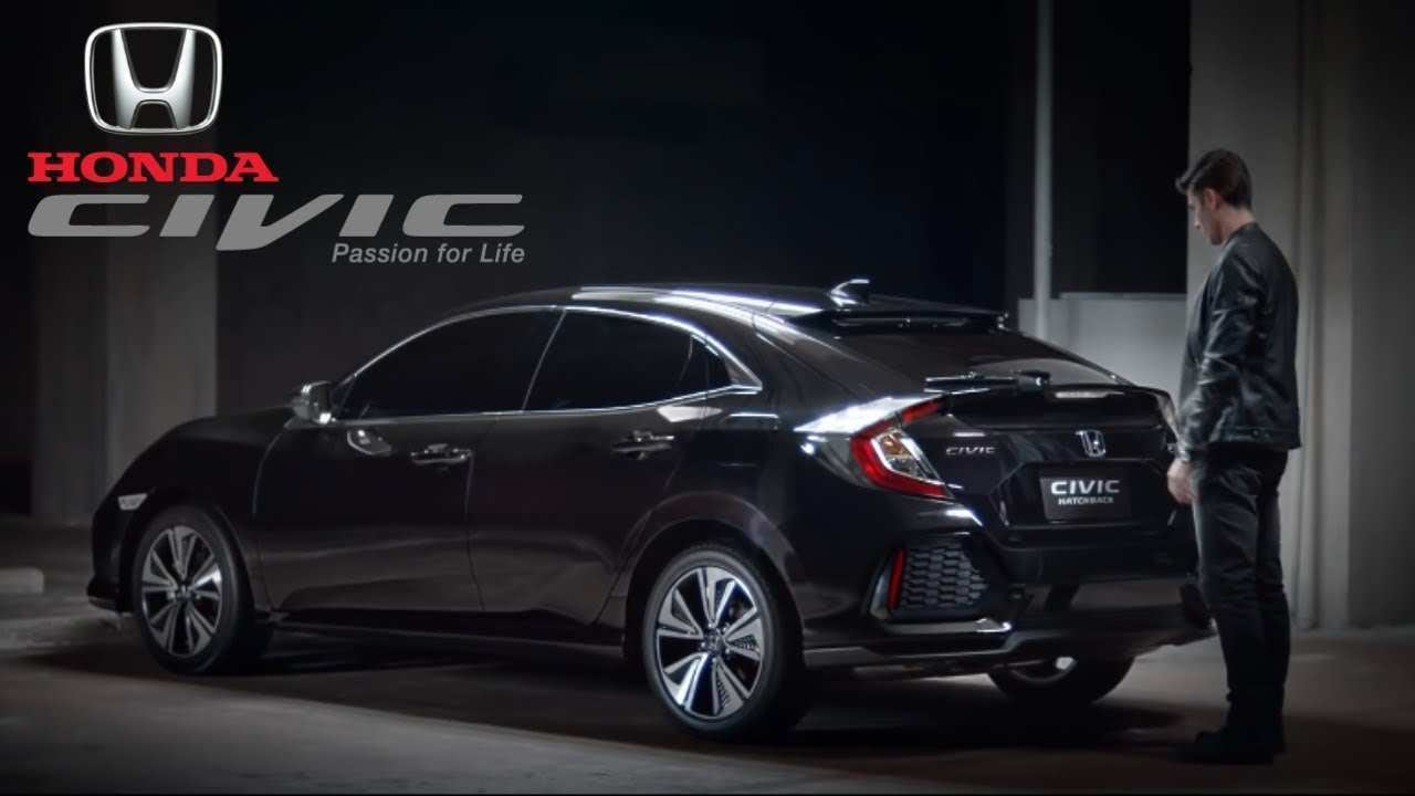 36 New New 2019 Honda Civic Hatchback Specs And Review Pricing by New 2019 Honda Civic Hatchback Specs And Review
