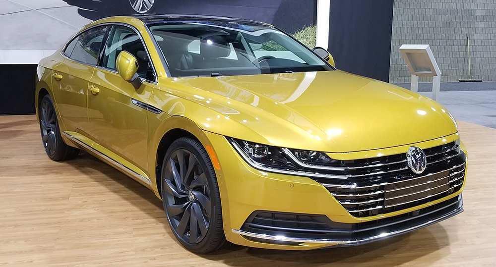 36 New New Volkswagen 2019 Passat Concept Redesign for New Volkswagen 2019 Passat Concept