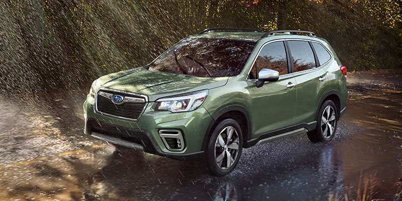 36 The 2019 Subaru Forester Mpg Style for 2019 Subaru Forester Mpg