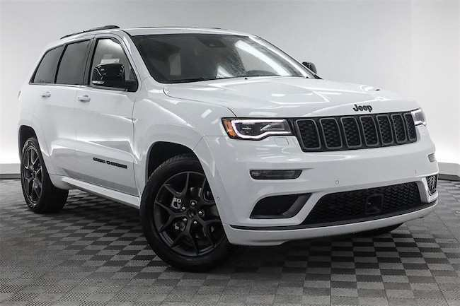 36 The Best 2019 Jeep Grand Cherokee Limited X New Interior
