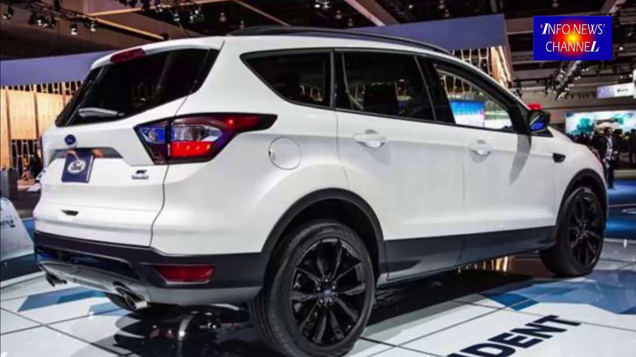 36 The Best When Will The 2019 Ford Escape Be Released Exterior Rumors by Best When Will The 2019 Ford Escape Be Released Exterior
