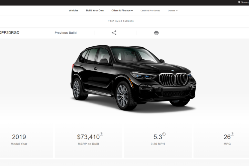 36 The The 2019 Bmw X5 Configurator Usa Redesign And Concept Spesification by The 2019 Bmw X5 Configurator Usa Redesign And Concept