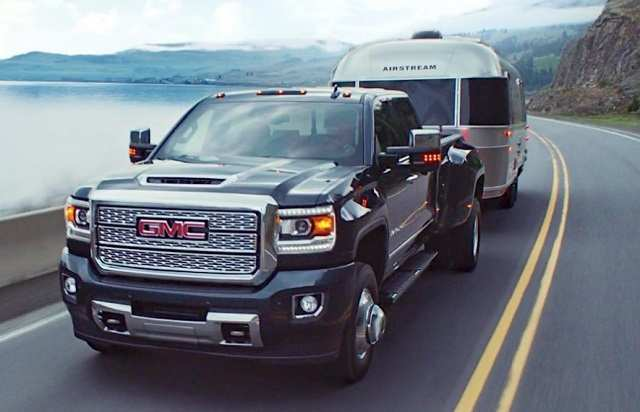 36 The The 2019 Gmc 3500Hd Overview Pricing by The 2019 Gmc 3500Hd Overview