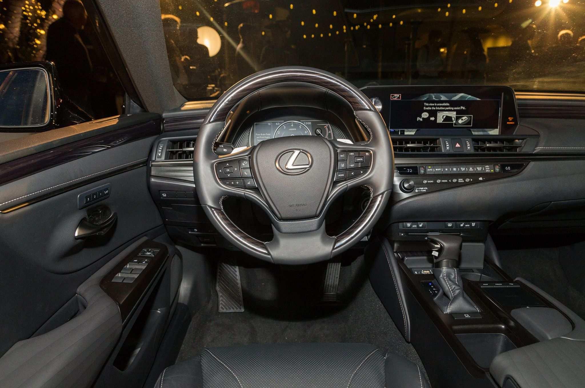 37 All New Lexus 2019 Es Interior Wallpaper with Lexus 2019 Es Interior
