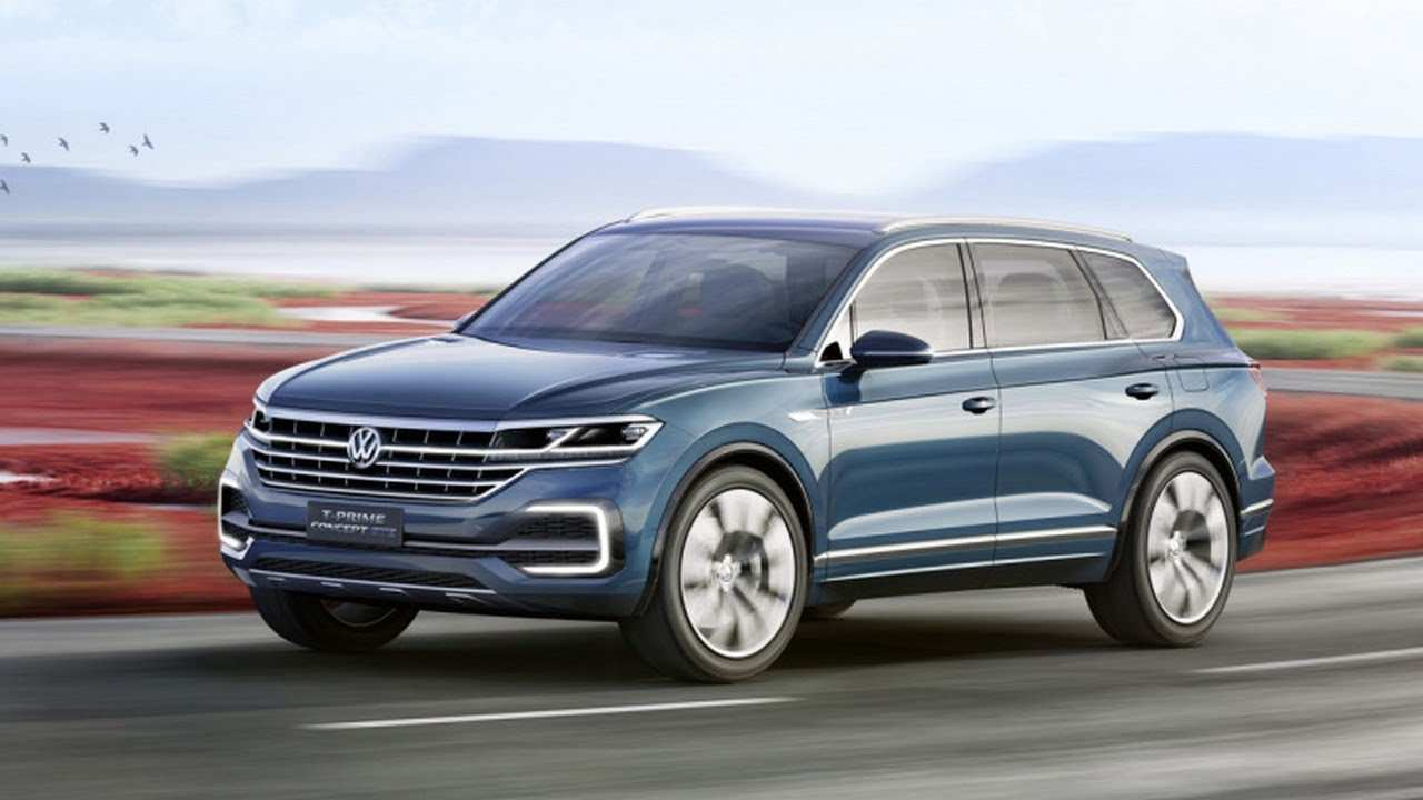 37 All New The Volkswagen Touareg 2019 India Release Date Style for The Volkswagen Touareg 2019 India Release Date