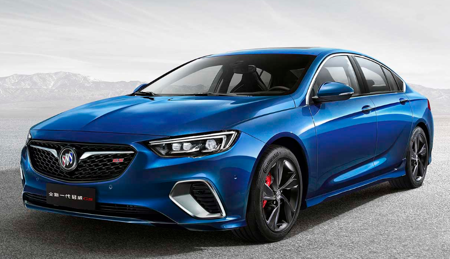 37 Best Review 2019 Buick Regal Sportback Gs Release Date Model with 2019 Buick Regal Sportback Gs Release Date